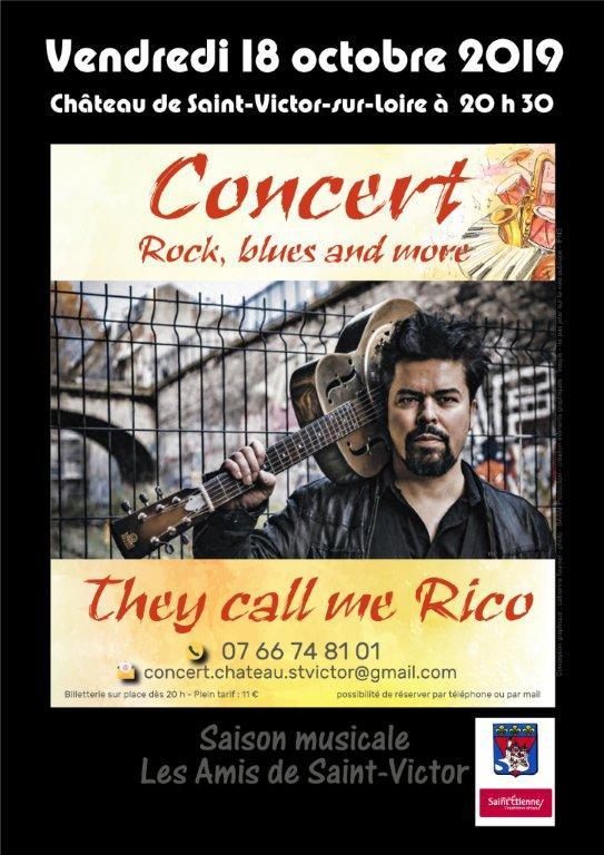 Concert du 18 octobre 2019